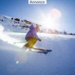 Ankom udhvilet til Norges skibakker